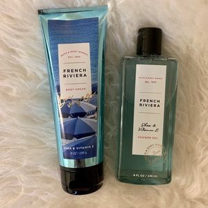 Bath and Body Works French Riviera Bundle